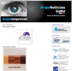 Arquinoticias Nov Imagen destacada Zócalos